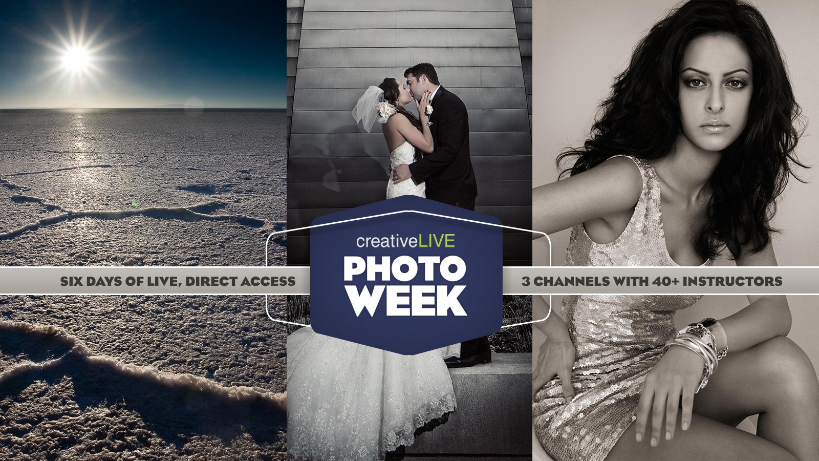 Creative Live Photo Week 2014