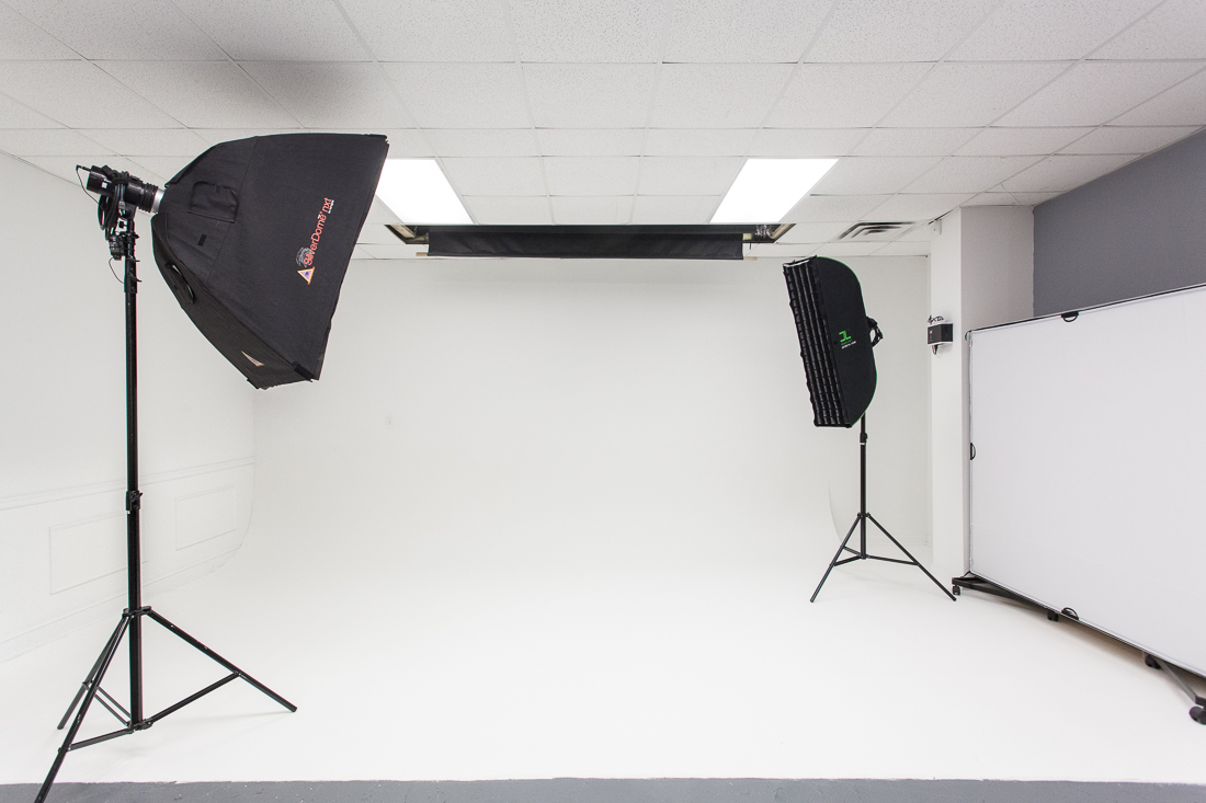 Cyclorama Photography Studio For Rent
