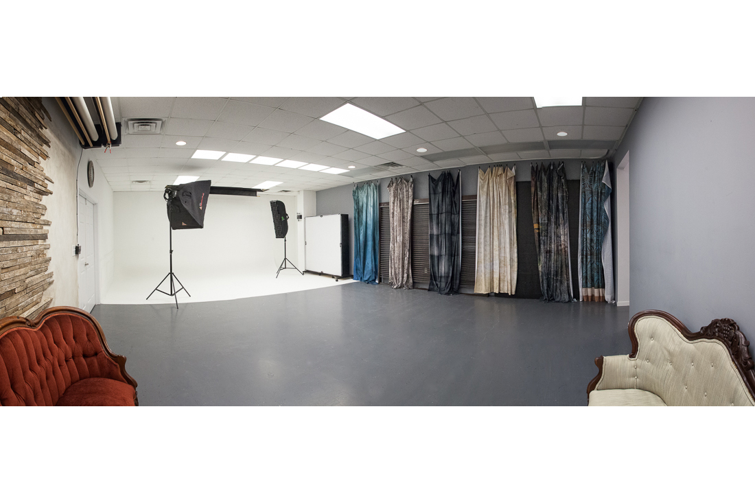 photography studio for rent