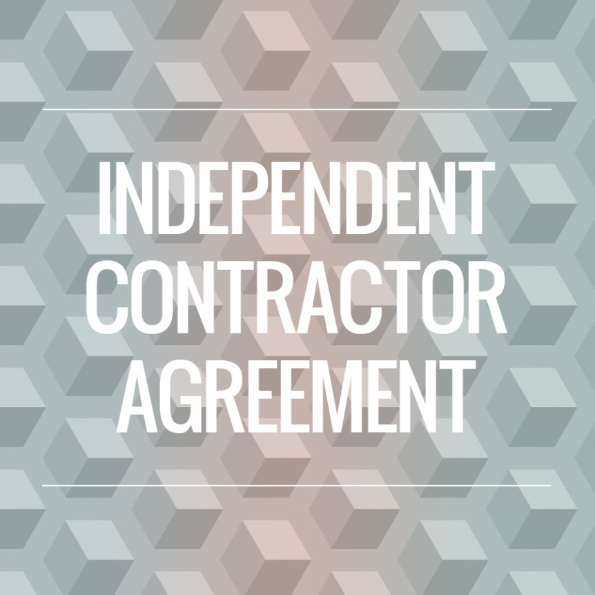 independent contractor agreement square