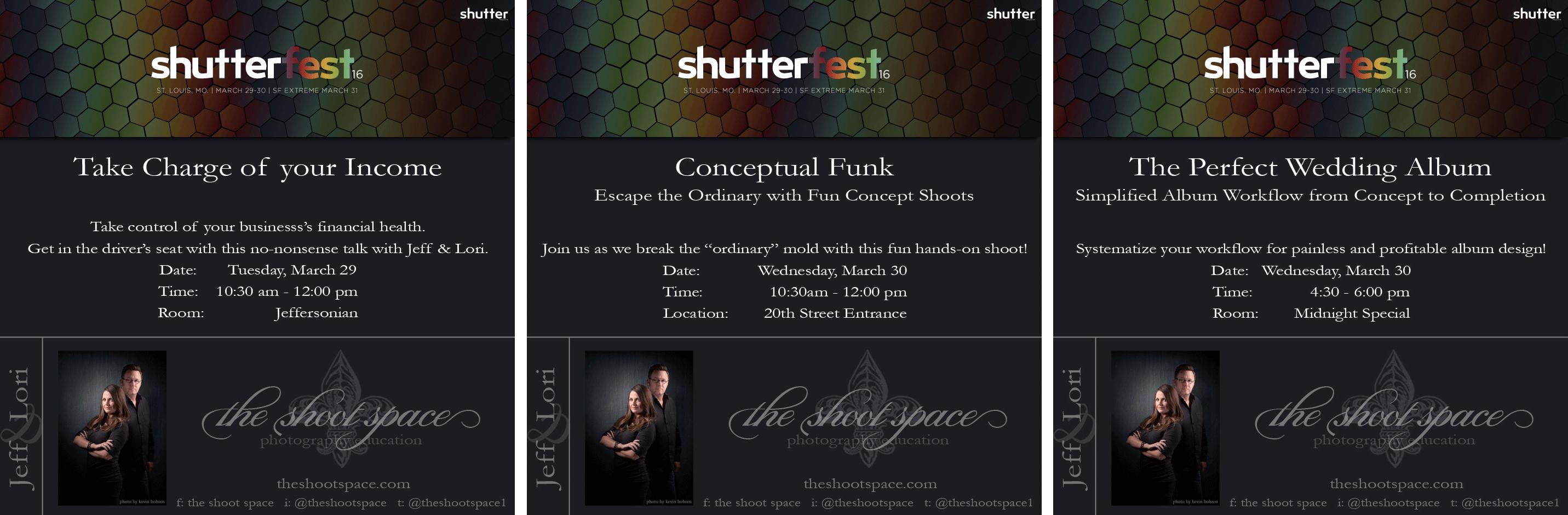 ShutterFest 2016