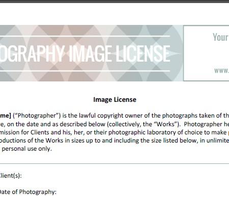 image license 1