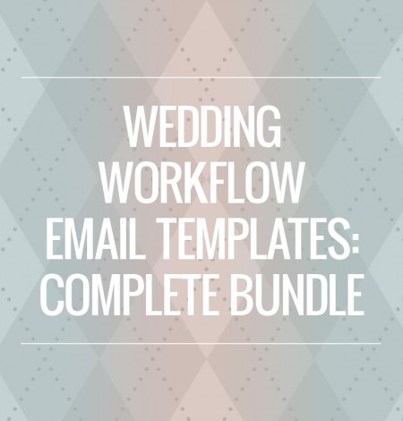 wedding email templates
