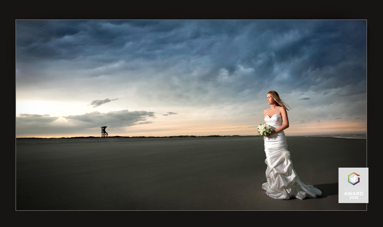 """Windswept Bride"" Photographer: Jeff Poole Score: 80"