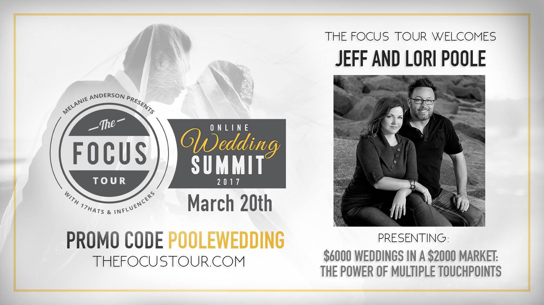 Photography Educators Jeff and Lori Poole